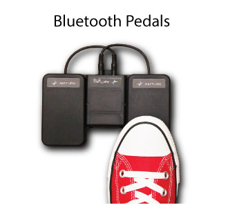Bluetooth Pedals