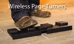Wireless Page Turners