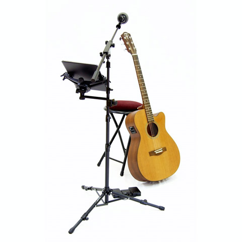 Mic and Tablet Stands