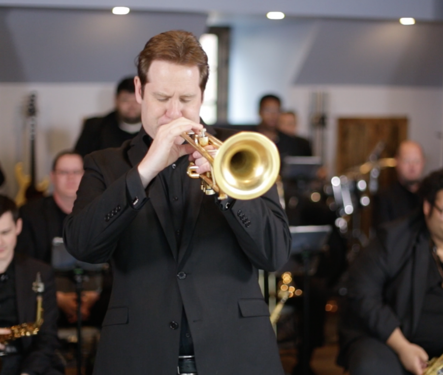 Joe Gransden's Big Band Goes Digital