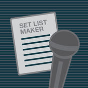 Set List Maker for iOS