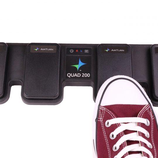 AirTurn QUAD 200